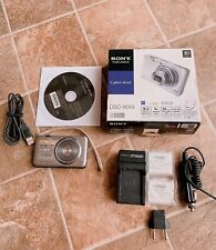 Sony Cyber-shot DSC-WX9 16.2MP Digital Camera with 2 extra battery