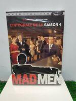 DVD madmen l'integrale de la saison 4 NEUF SOUS BLISTER