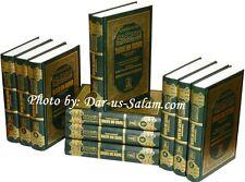 TAFSIR IBN KATHIR: The Noble Quran - Arabic with English Translation (10 Volume)
