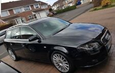 Audi a4 avant special edition modified HUGE spec 365BHP hybrid turbo ! stage 2 +
