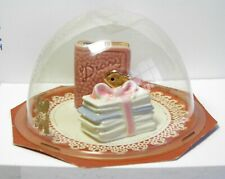ARCADIA MINIATURE Salt & Pepper Shakers Diary & Stack of Letters in Package