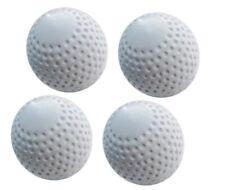 Field Hockey Ball/Cricket Training/Golf Training Practice Ball PACK OF 4 UK