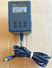 Creative AC Adapter TEAC-57-122900U 12V 2.9A Power Supply 45 Watts