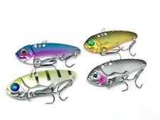Fishing Vibe Blade Lures Fishing Lure x4 Bream, Bass,Flathead & More