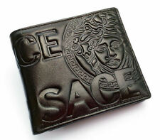 Genuine Leather Men's Wallet ,New with Box #D201