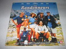 BOF LES RANDONNEURS CD VIDEO KARIN VIARD PAILHAS