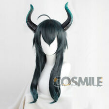 Twisted Wonderland Malleus Draconia Cosplay Hair Wig Horn Sa ZY