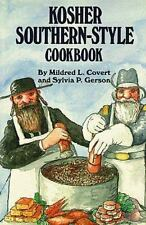 Kosher Southern-Style Cookbook-ExLibrary