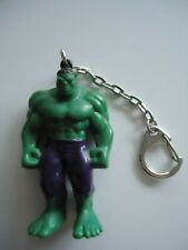 2010 MARVEL HEROES  INCREDIBLE HULK SMASH KEY CHAIN FIGURE IMMORTAL BRUCE BANNER