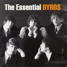 BYRDS - The Essential Byrds (2 Audio CD) Australian Import NEW