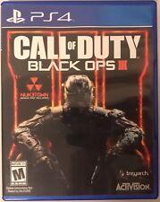 Call of Duty: Black Ops III 3 (Sony PlayStation 4 PS4, 2015) GUARANTEED - BO3
