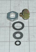 1958-90 FORD HOLLEY CARB NEEDLE & SEAT SERVICE KIT-GASKETS 0-RING NUT SCREW-NEW
