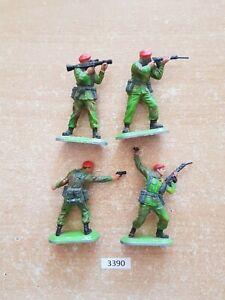 Britains Super Deetail Modern British Paratroopers (lot 3390)