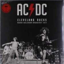 Disques vinyles rock AC/DC LP