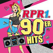 CD RPR1 - Années 90 Hits d'Artistes divers