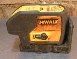 DeWalt Line Laser, 3-Beam Self Leveling DW083