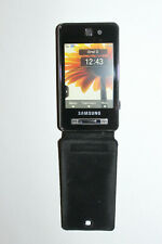 Samsung SGH F480 - Midnight Black (Ohne Simlock) Handy Guter Zustand
