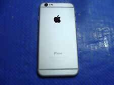 "Apple iPhone 6 A1549 4.7"" Genuine Silver Back Cover Case Housing w/Battery #4"