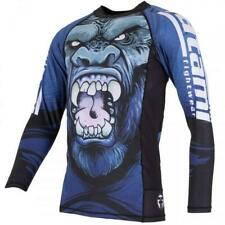 Tatami Gorilla Smash Long Sleeve BJJ Rashguard SIZE SMALL