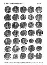 DVD 401 livres sur pièces Grèce Parthia Egypte Alexander pourchassant Iberia