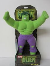 MARVEL INCREDIBLE HULK PLUSH TOY 9 INCH TALL NEW