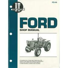 Shop Manual Fits Ford 1100 1110 1200 1210 1300 1310 1500 1510 1700 1710 1900 191