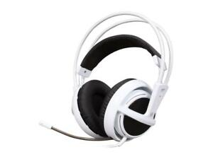 SteelSeries Siberia V2 3.5mm Connector Circumaural Full-Size Gaming Headset