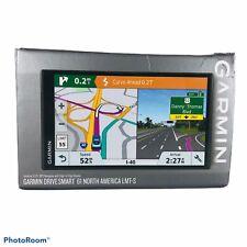 """Garmin DriveSmart 61 Lmt-S 6.95"""" Gps Lifetime Maps Smart Features Sat Navigation"""
