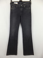 7 FOR ALL MANKIND Jeans Charlize W 30 nouveau avec Étiquette Gris-The Flared bootcut