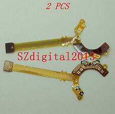 2PCS/ NEW Lens Shutter Flex Cable For Canon PowerShot S95 Camera Repair Part