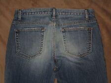 GAP Size 6R Long & Lean Flare Light Blue Stretch Denim Womens Jeans