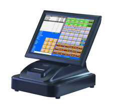 Brand New Cyber 15 inch CY15SW Touch screen Cash Register POS system