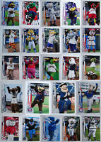 2020 Topps Opening Day Mascots Baseball Card Complete Your Set U Pick From List