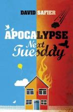 David Safier-Apocalypse Next Tuesday (Importación USA) BOOK NUEVO