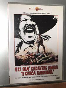 Sei gia'cadavere Amigo...ti cerca Garringo! Dvd