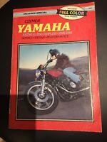 Clymer Yamaha XS750 & 850 Triples Service Repair Manual 1976-1981,  #M404