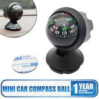 Mini Car Ball Compass Truck Dashboard Dash boat Navigation Hiking Mount Outdoor