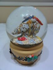 "Westland Spirit Visions "" Polar Bear "" Water Globe Numbered"