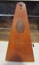 Metronome of Maelzel Seth Thomas Clocks Thomaston, Conn. U.S.A. Key Works Neat