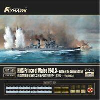 Flyhawk FH1153S 1/700 HMS Prince of Wales 1941.5 - Battle of the Denmark Strait