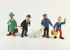 Tim y Tintín === Tintin 5 x figuras Bully bullyland 1975