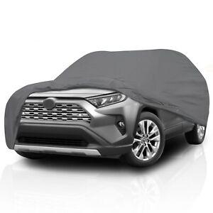 [CSC] Waterproof Semi Custom Full SUV Car Cover for Toyota Highlander 2001-2021