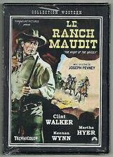 DVD - LE RANCH MAUDIT (CLINT WALKER / MARTHA HYER) WESTERN INTROUVABLE !!!