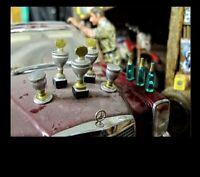 Sieger Pokale Pokal Showroom Diorama Werkstatt Ladegut Deko Zubehör 1/18