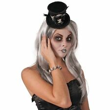 Halloween Squelette Tête De Mort Day of the Dead Bijoux Fantaisie Déguisements