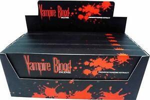 12 x 15 g Nandita Vampire incense Agarbathi sticks