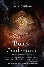 Bones of Contention (Dinah Pelerin Mysteries)