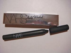 "NARS Soft Touch Shadow Pencil ""Empire"" (black) Warhol #8210 LE NIB!"