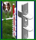 **NEW STYLE JUMP CUPS STRIPS** for DOG AGILITY - 5 pair