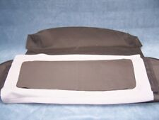 Fiat Punto Verdeckbezug PVC Original schwarz Verdeck R